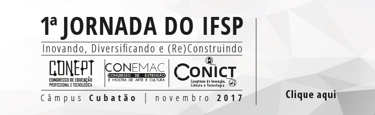 Jornada do IFSP